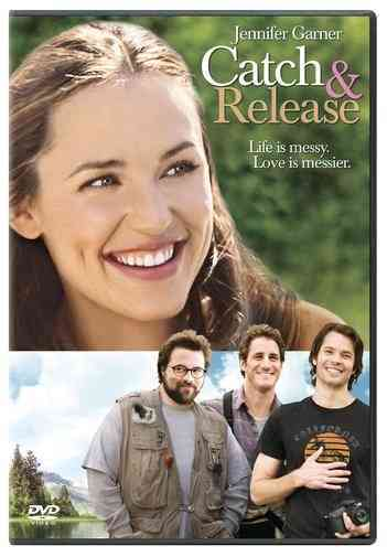 CATCH AND RELEASE BY GARNER,JENNIFER (DVD)